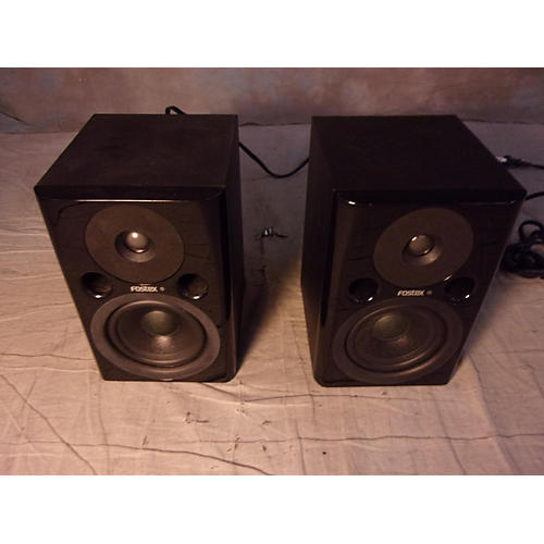 In Store Used Used Foxtex Pmo.4n Powered Monitor