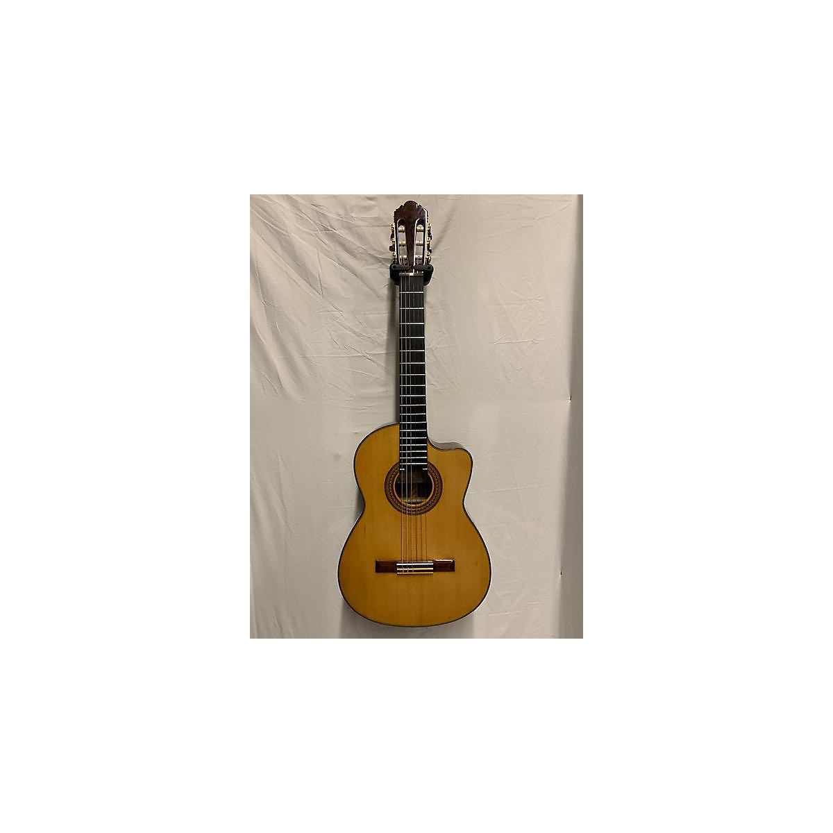 In Store Used Used Francisco Navarro Garcia Grand Concert Natural Classical Acoustic Guitar