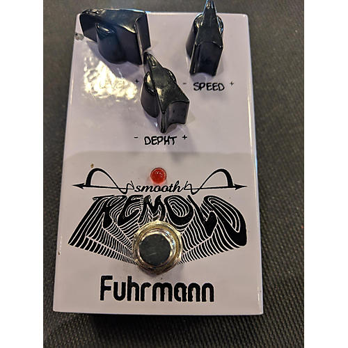 In Store Used Used Fuhrmann Tremolo Effect Pedal