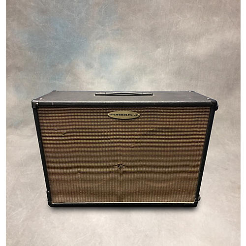 In Store Used Used Furious J 2x12 Guitar Cabinet