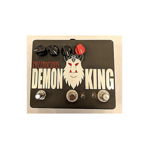 In Store Used Used Fuzzrocious Demon King Effect Pedal