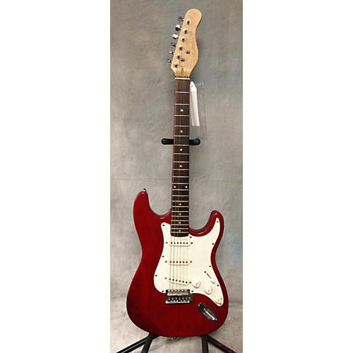 In Store Used Used G. Burton S Style Red Solid Body Electric Guitar