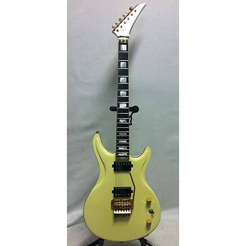 In Store Used Used GARY KRAMER CUSTOM White Solid Body Electric Guitar