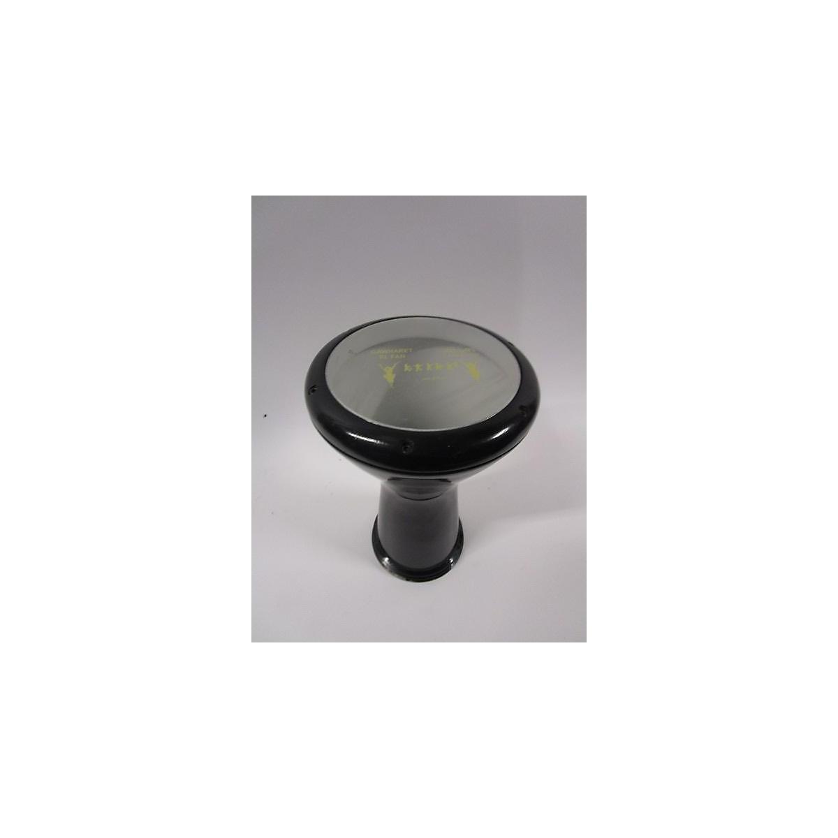 In Store Used Used GAWHARET EL FAN BLACK ALUMINUM DOUMBEK Hand Drum