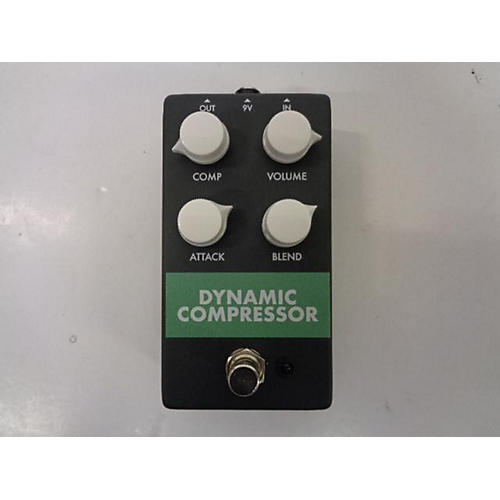 In Store Used Used GEAR SUPPLY CO. DYNAMIC COMPRESSOR Effect Pedal