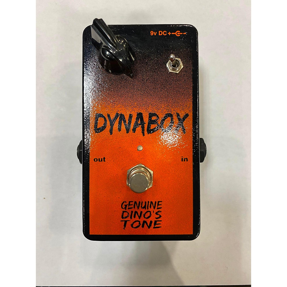 In Store Used Used GENUINE DINO'S TONE DYNABOX Effect Pedal