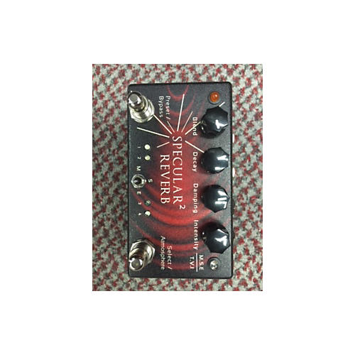 In Store Used Used GFI System Specular 2 Reverb Effect Pedal