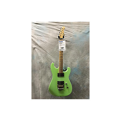 In Store Used Used GJ2 CUSTOM SHOP HH RELIC SPEARMINT Solid Body Electric Guitar