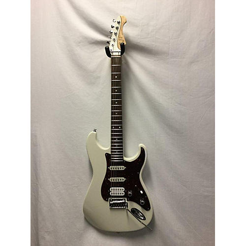 In Store Used Used GJ2 Grendora White Solid Body Electric Guitar