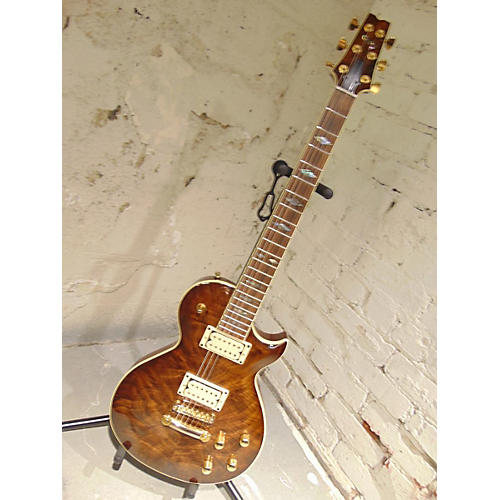 In Store Used Used GMP 2012 PAWN SHOP WALNUT Solid Body Electric Guitar