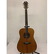 Used GOPHER WOOD G800R Natural Acoustic Guitar
