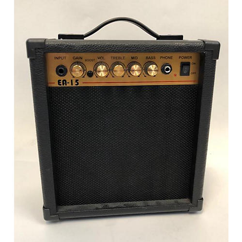 In Store Used Used GUITAR AMPLIFIER EA15 Guitar Combo Amp