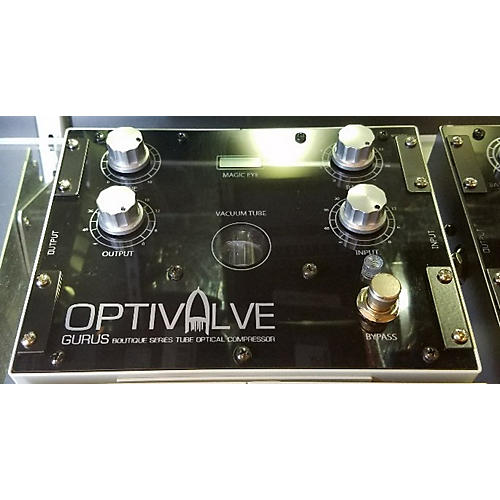 In Store Used Used GURUS OPTIVALVE Effect Pedal
