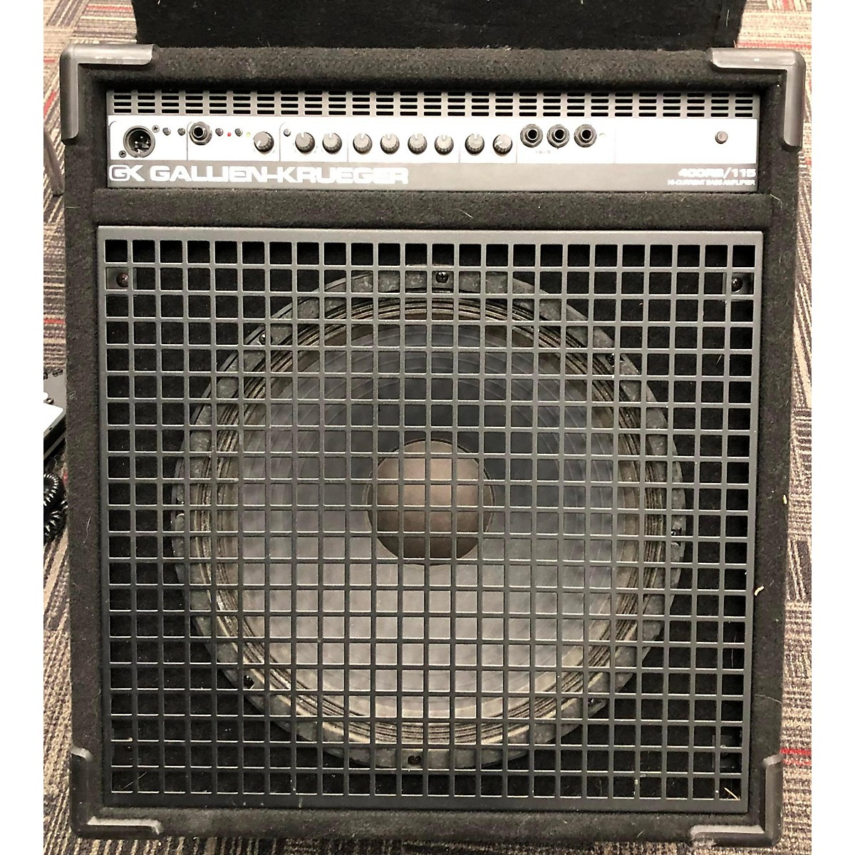 In Store Used Used Galien-Krueger 400RB 115 Bass Combo Amp