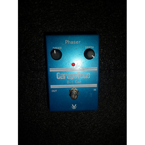 In Store Used Used GarageTone Oil Can Effect Pedal