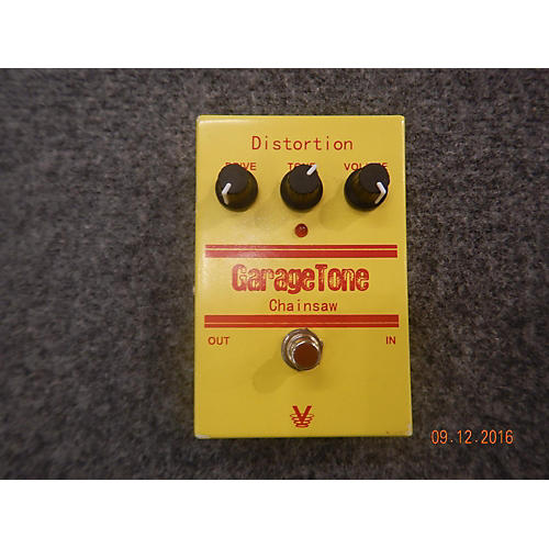 In Store Used Used Garagetone 2010s Chainsaw Effect Pedal