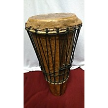 Used Generic Handcrafted Aishiko Hand Drum