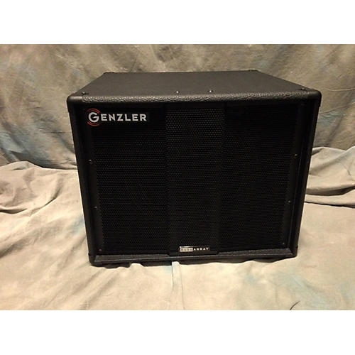 In Store Used Used Genzler Ba12-3 Bass Cabinet
