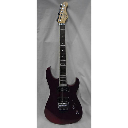 In Store Used Used Gj2 Shredder Red Solid Body Electric Guitar