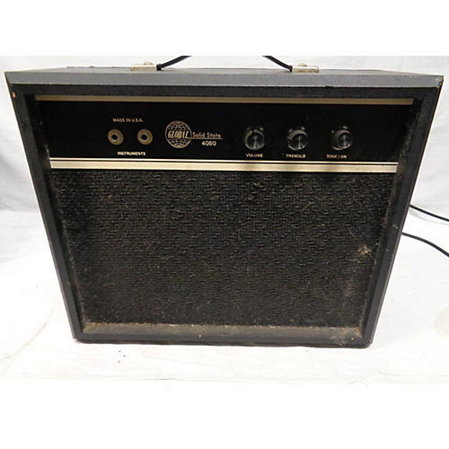 In Store Used Used Global Solid State 4080 Guitar Combo Amp