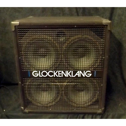 In Store Used Used Glockenklang Quattro 410 Bass Cabinet