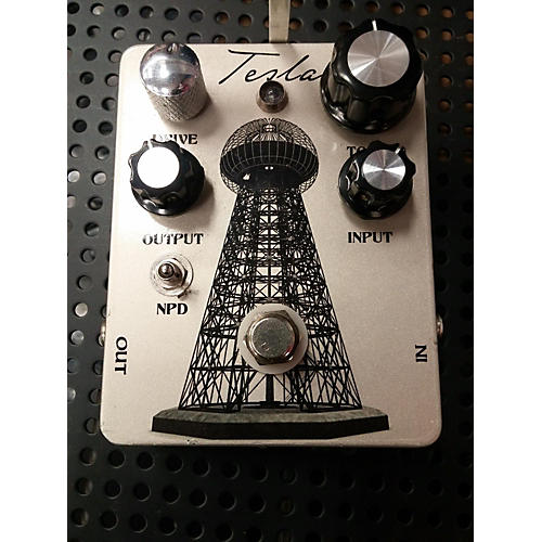 In Store Used Used God Box FX Tesla Effect Pedal