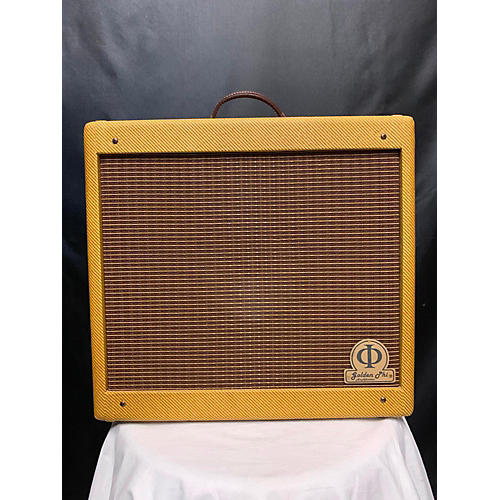 In Store Used Used Golden Phi Gold Dust Prince Tube Guitar Combo Amp