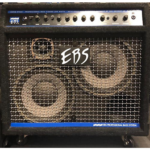 In Store Used Used Gorm EBS ET350 Bass Combo Amp