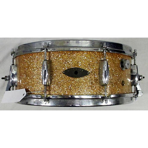 In Store Used Used Gracy 5.5X14 Miscellaneous Drum Metallic Orange