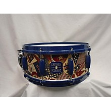 Used Gretsch 5X14 American Snare Drum American Print