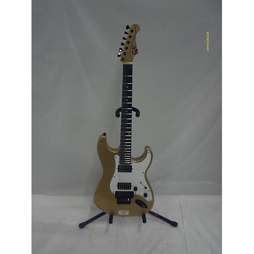In Store Used Used Grover Jackson GJ2 Gold Solid Body Electric Guitar