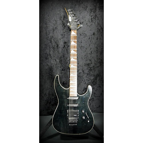 In Store Used Used Gtx 23 Applause Trans Gray Solid Body Electric Guitar