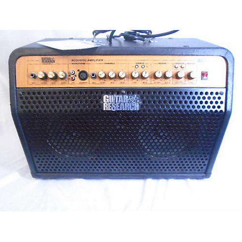 In Store Used Used Guitar Research AC60R Acoustic Guitar Combo Amp