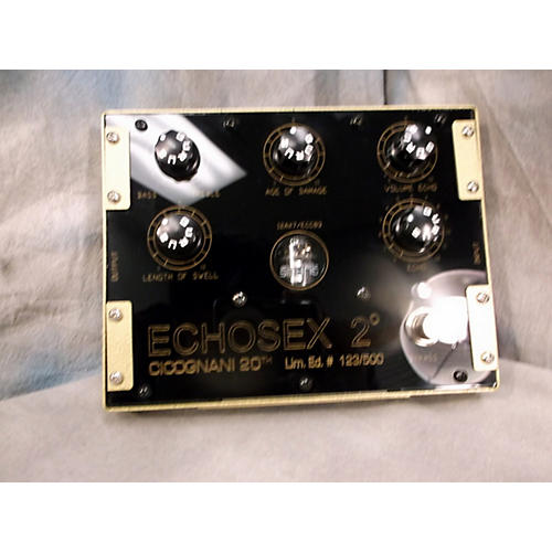 In Store Used Used Gurus Amps Echosex 2 LTD Effect Pedal