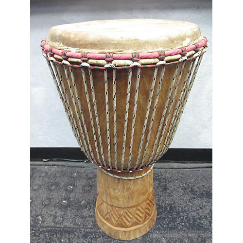In Store Used Used HAND MADE AFRICAN DJEMBE Djembe