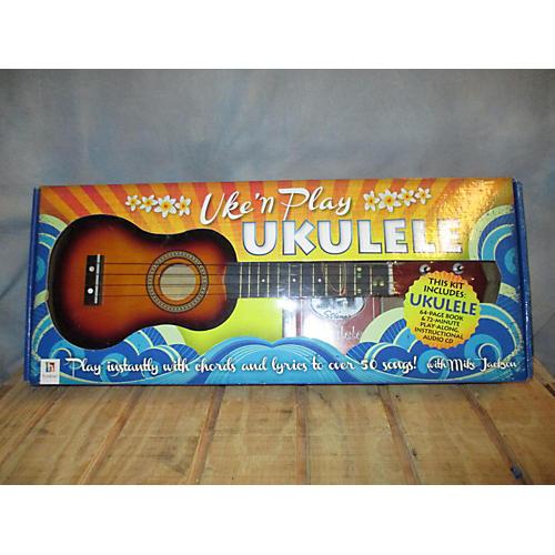 In Store Used Used HINKLER UKE N PLAY Natural Ukulele