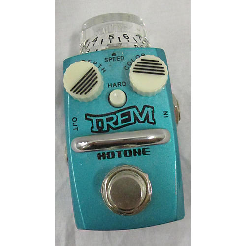 In Store Used Used HOTONE TREM Effect Pedal