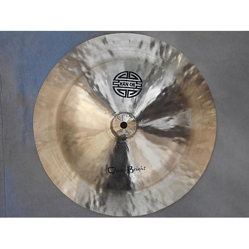 In Store Used Used Han Chi 16in China Bright Cymbal