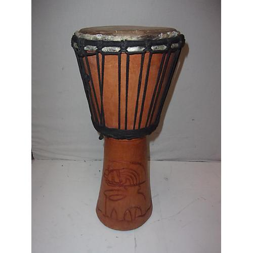 In Store Used Used Handmade African Djembe