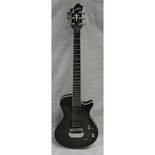 In Store Used Used Hanstrom Ultra Swede Black Burst Solid Body Electric Guitar