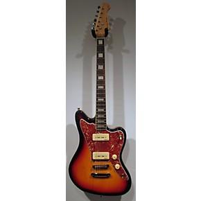 In Store Used Used Harley Benton JA-60SB 3 Tone Sunburst Solid Body  Electric Guitar