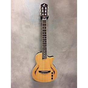 In Store Used Used Harley Benton Nashville Nylon Natural Classical Acoustic  Electric Guitar