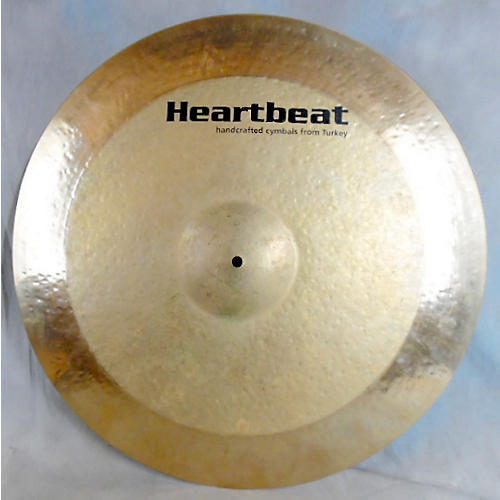 In Store Used Used Heartbeat 24in Ride Cymbal