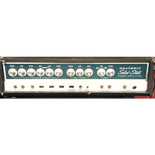 In Store Used Used Heathkit Solid State Combo Amp Guitar Combo Amp