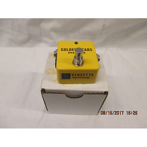 In Store Used Used Henretta Engineering Golden Years Effect Pedal