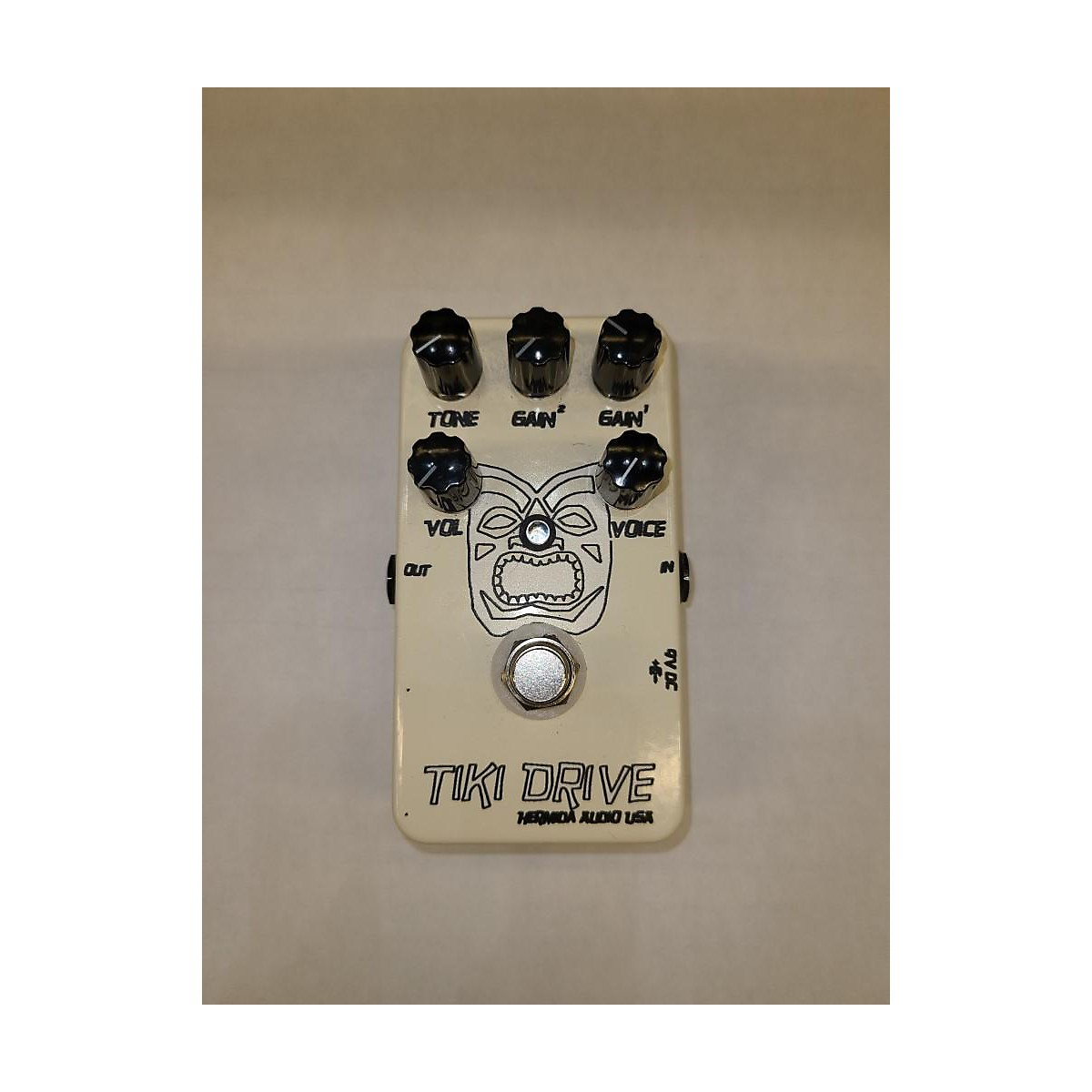 In Store Used Used Hermida Audio Tiki Drive Effect Pedal