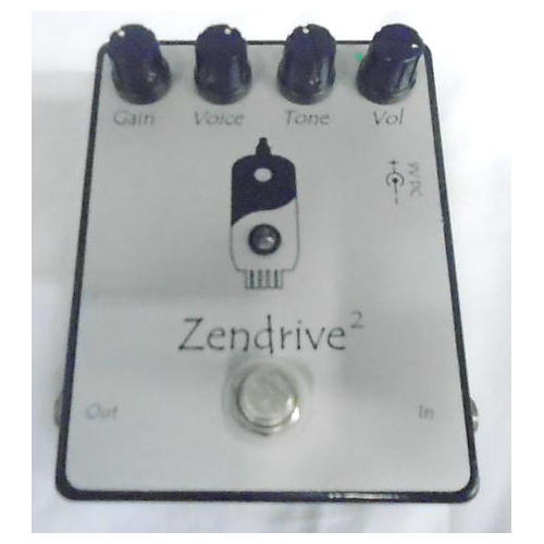 In Store Used Used Hermida Audio Zendrive 2 Effect Pedal