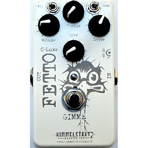 In Store Used Used Himmelstrut Fetto C-Luxe Effect Pedal