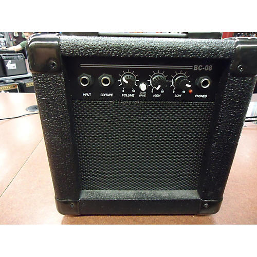 In Store Used Used Hollinger BC-08 Guitar Combo Amp