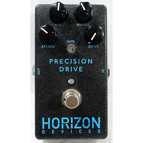 In Store Used Used Horizon Devices Precision Drive Effect Pedal